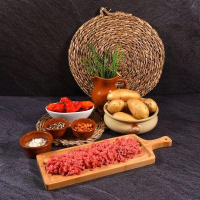 Compra online Carne picada de ternera Gallega Suprema Certificada (500 grs. aprox)