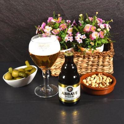Compra online Cerveza Abbaye DAulne Blonde