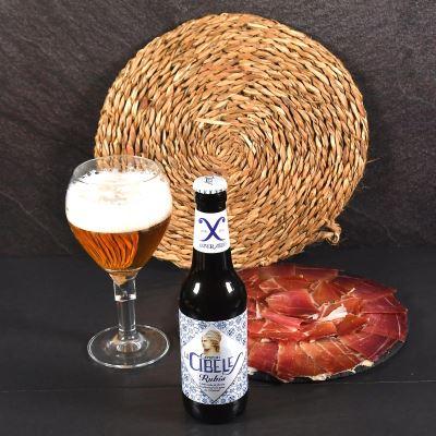 Compra online Cerveza La Cibeles Rubia