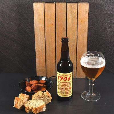 Compra online Cerveza Reserva Especial 1906 La Milnueve