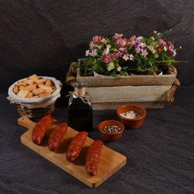 Compra online Chorizo Casero L'Apetecible (500 grs. aprox)