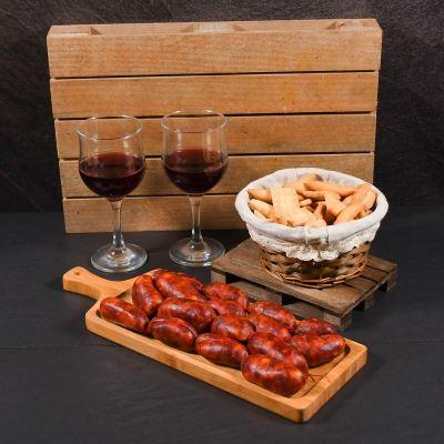 Compra online Chorizo Pitufo Picante (450 grs. aprox)