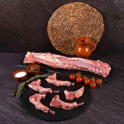 Compra online Chuletas Cordero Recental Palo/Aguja (500 grs. aprox)
