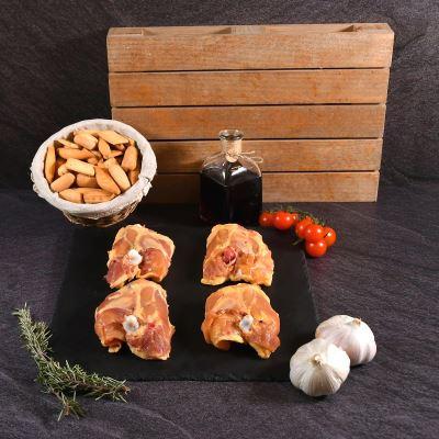 Compra online Contramuslos de pollo de corral (900 grs. aprox)