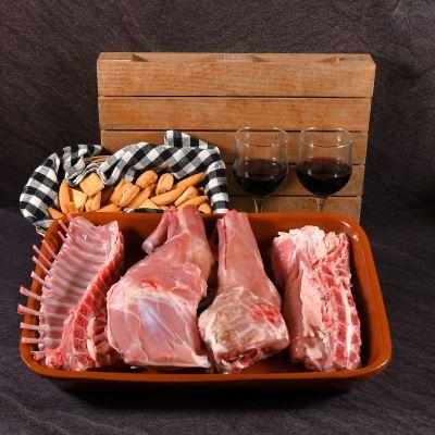 Compra online Cordero Lechal especial asar (2300/2500 gramos)