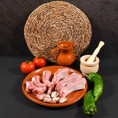 Compra online Costilla Ibérica adobada (500 grs. aprox)