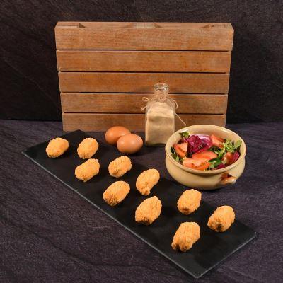 Compra online Croquetas de pollo y jamón