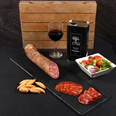 Compra online Chorizo cular ibérico Salamanca