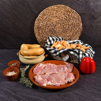 Compra online Filete de Contramuslo de Pollo 550 gr