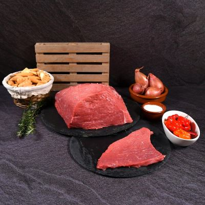 Compra online Filete extrafino de ternera Gallega Suprema Certificada 1000 gr