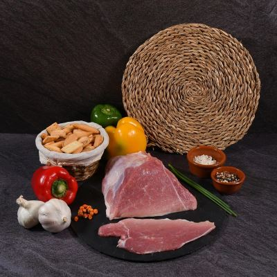 Compra online Filetes de Jamón de Cerdo( 500 grs aprox)