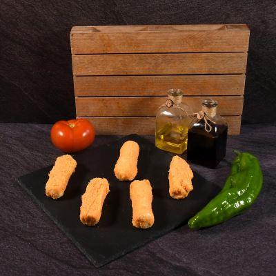 Compra online Flamenquines de pollo , queso y bechamel