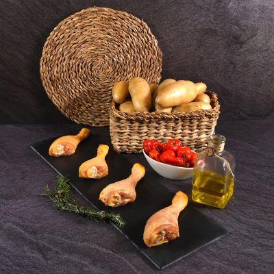 Compra online Jamoncitos de pollo de corral (1000 grs.aprox)