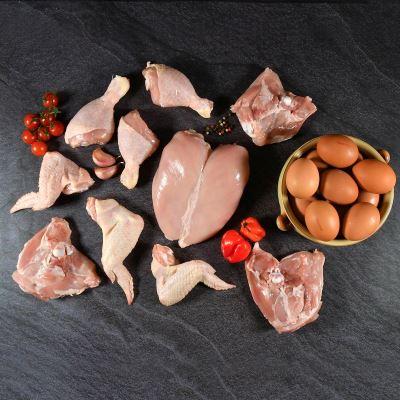 Compra online Lote Familiar De Pollo (5000 grs. aprox)
