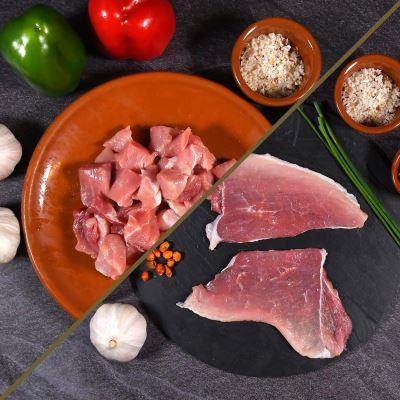 Compra online Lote cerdo Duroc 2000 gr