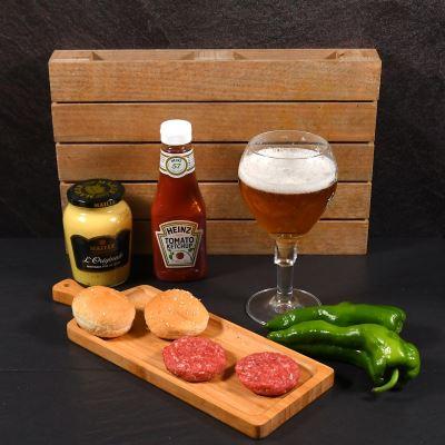 Compra online Mini hamburguesas Burguer Meat