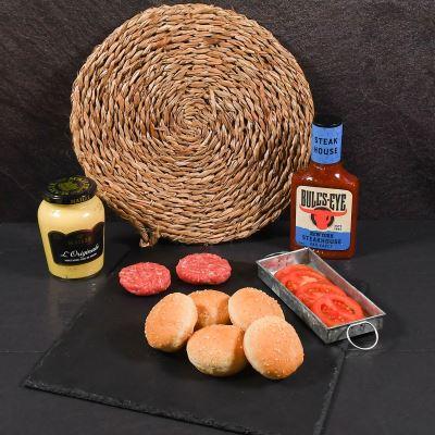 Compra online Pan de Mini Hamburguesa
