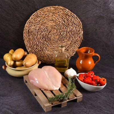 Compra online Pechuga de Pollo Entera (1000 grs. aprox)