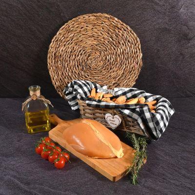 Compra online Pechuga de pollo de corral entera (800 grs.aprox)