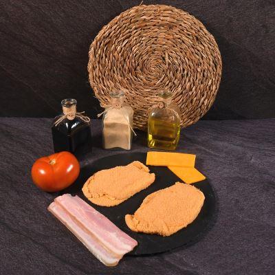 Compra online Pechuga de pollo rellena de bacon/queso
