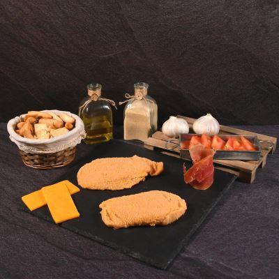 Compra online Pechuga de pollo rellena de jamón y queso