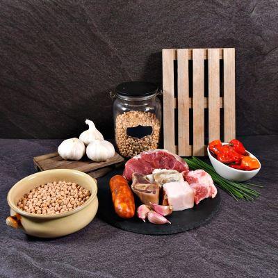 Compra online Preparado de Cocido Completo con Morcillo (750 grs. aprox)