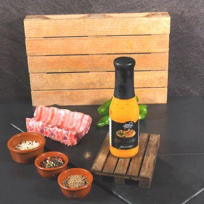 Compra online Salsa  Chimichurri Gourmet Salsas Asturianas