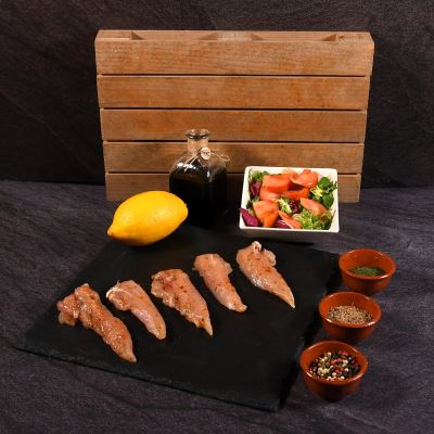 Compra online Solomillo de pollo marinado
