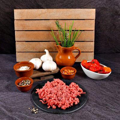Compra online Ternera Nacional carne picada 500 gr