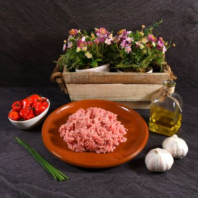 Compra online Carne picada de ternera blanca (500 grs. aprox)