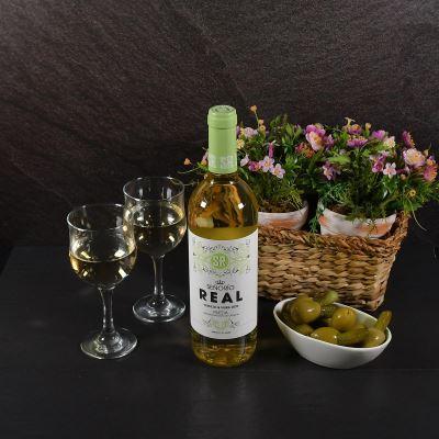 Compra online Vino Blanco Señorio Real Rueda