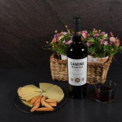 Compra online Vino Tinto Camino de  Castilla Ribera del Duero