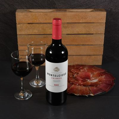 Compra online VinoTinto Montelciego Rioja Crianza