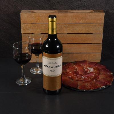 Compra online VinoTinto Viña  Albina Rioja Reserva