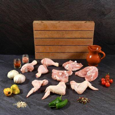 Compra online Lote triple pollo L'Apetecible (3000 grs. aprox)